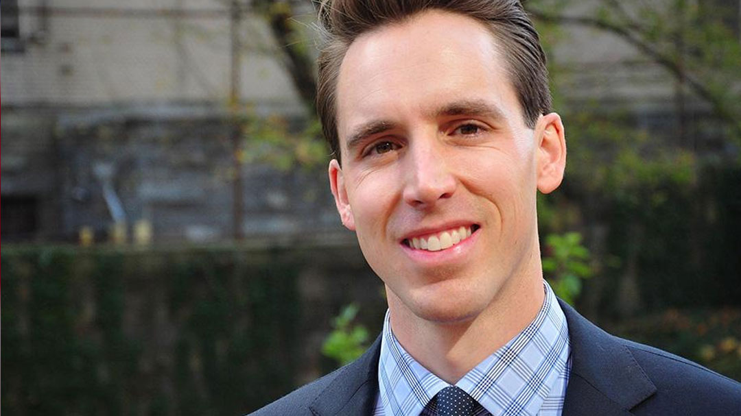 MISSOURI ATTORNEY GENERAL JOSH HAWLEY